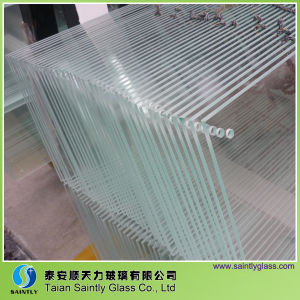 Low Iron Soda Lime Float Glass with Tempered pictures & photos