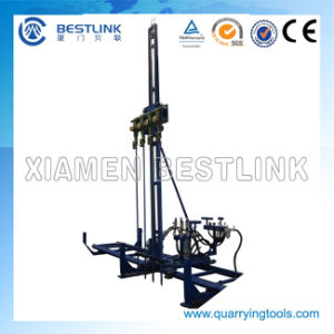 Pneumatic Mobile Rock Drill for Horizontal Bl28-4A pictures & photos