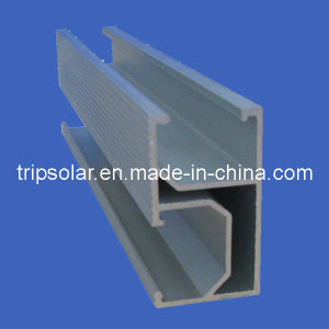 Aluminum Anodized Solar Mounting Rail for Roof /Ground Solar