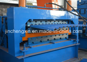 2 Kinds of Roof Tile Sheet Forming Machine pictures & photos