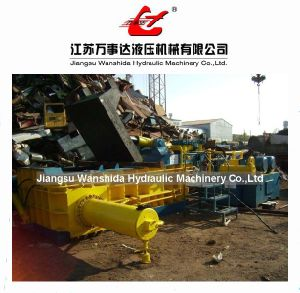Hydraulic Baling Press Machine pictures & photos