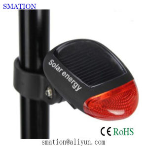 Cheap Best Cycle Battery Powered Safety Rear Bicycle Warning Lights pictures & photos
