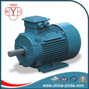 0.55 ~200kw, Ie2, Tefc IP55 Three Phase AC Motor pictures & photos