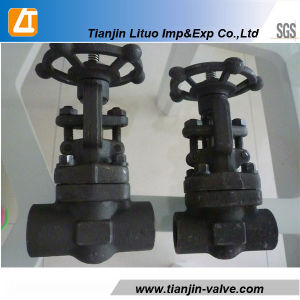 ANSI Standard Forge Steel Gate Valve pictures & photos