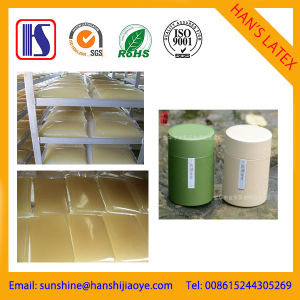 Jelly Glue for Semi-Automatic Machine Using for Hardcover Box Book Bonding Glue pictures & photos