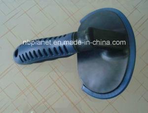"Plastic ""T "" Shape Short Grip Car Tire Cleaning Brush pictures & photos"