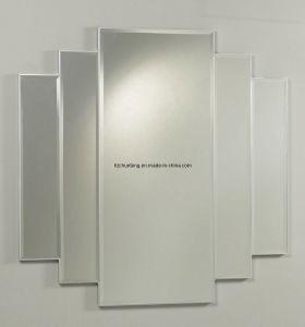 Decorative Silver Mirror (CT-27)