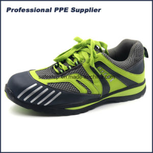 No Metal Lightweight Sport Style Work Boots pictures & photos