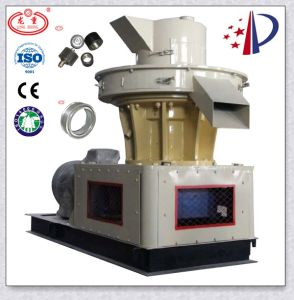 CE Vertical Ring Die Wheat Straw Pellet Mill