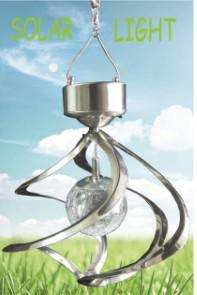 Solar Windchime LED Light (NBC-8010) pictures & photos