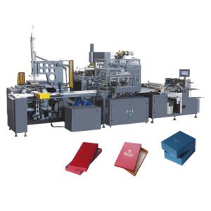 New Auto Paper Carton Machine pictures & photos