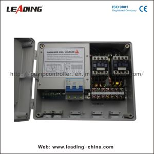 Sewage Three Phase Pump Control Panel L932-S pictures & photos