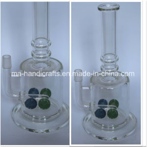 """12"""" Four Matix Percolator Glass Water Pipes Smoking Pipe Glass Bubbler Oil Rigs DAB Rigs pictures & photos"""