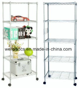 Adjustable Modern Home Metal Storage Furniture (LD7535180A5W) pictures & photos