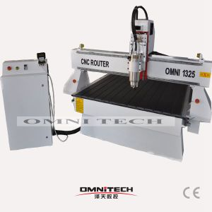 Omni CNC Engraving Machine with PVC and T-Slot Extrusion Table pictures & photos