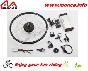 E Bike Kit with 36V10A Sumsung Rear Rack Lithium Battery pictures & photos