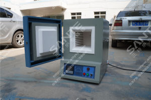 1300c Electric Bench-Top Programmable Muffle Furnace for Material Research pictures & photos