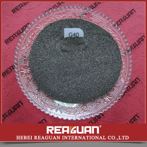 SAE Standard Cast Steel Grit G40 Abrasive for Surface Cleaning