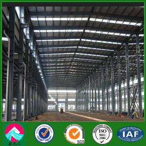 Prefabricated Steel Structure Workshop with FRP Panel (XGZ-SSW 123) pictures & photos