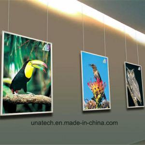 Ultra Slim Aluminum Media Ads Indoor LED Light Box pictures & photos