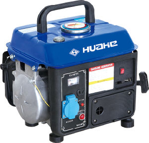HH950-B04 650W 63cc Home Use Portable Small Petrol Generator pictures & photos