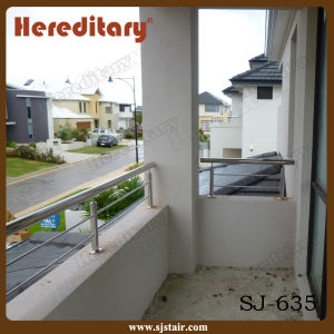 Stainless Steel Balcony Railing Design for Terrace (SJ-H1435) pictures & photos