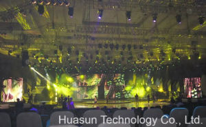 Flc1600p25mm Irregular Shape LED Video Curtain pictures & photos