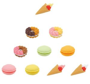 Wholesale Novelty School Stationery Gift Art Erasers for Pupil