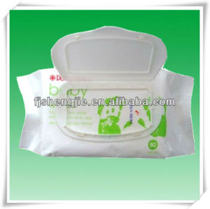 Soft Baby Wet Wipe China Supplier pictures & photos