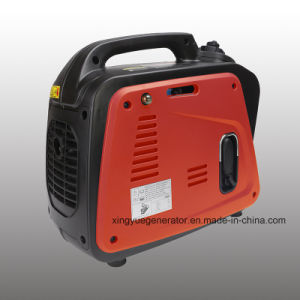 Standard AC Single-Phase 1kVA 4-Stroke Power Inverter Generator pictures & photos