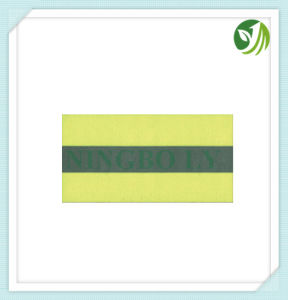High Quality Polyester Reflective Caution Tape pictures & photos