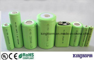China Factory Wholesale NiMH Battery Single Cell pictures & photos