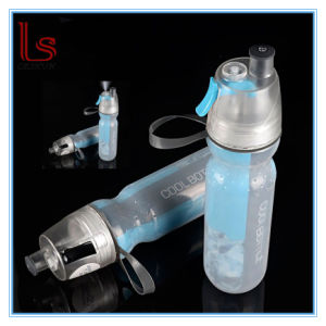 Summer Frosted Drinking Outdoor Mist Spray Water Cool Bottle pictures & photos