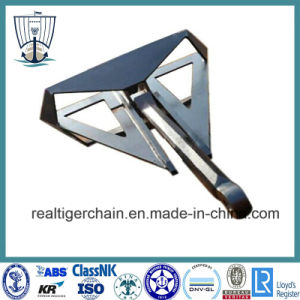 Marine Delta Flipper Anchor with Nk/Kr/Lr/Dnv/Rina Certificate pictures & photos