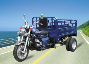 Five Wheel Strong Cargo Tricycle with 150cc (TR-3) pictures & photos