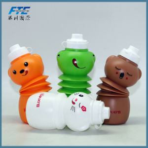 Fold up Water Bottle Wholesale Design Collapsive Water Bottles pictures & photos