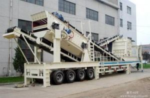 Popular Mobile Impact Crusher in Africa