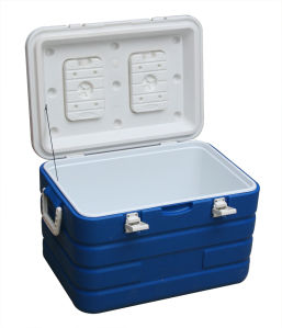 Cooler Box (with ice bag) 60L Fishing Box Cooler