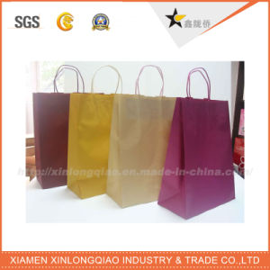 Factory OEM High Quality Custom Boutique Paper Bag pictures & photos