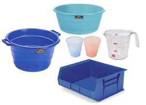 Equipment & Household Custom Plastic Containers