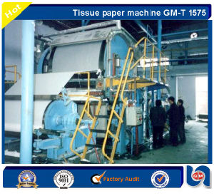 2400mm 7-8 Ton/Day Tissue Paper Machine pictures & photos