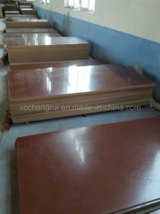 Phenolic Cotton Cloth Laminate Sheet pictures & photos