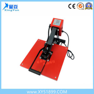Hot Sublimation Plain Heat Press Machine T Shirt Printing Machine Xy-004 pictures & photos