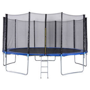 Customized: Heavy Duty Trampoline with External, Spring Trampoline, Bungee Trampoline pictures & photos