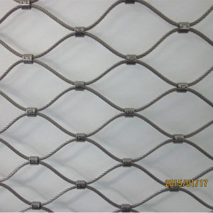 Knotted Stainless Steel Cable Mesh and Ferruled Mesh pictures & photos