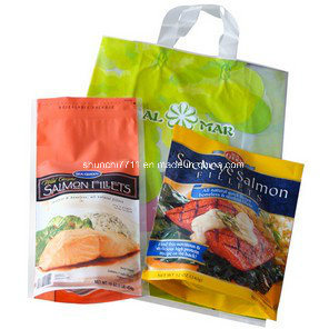 Plastic Printing Shopping Pet Food Bag pictures & photos