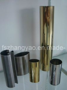 Stainless Steel Round Tube for Outdoor Step pictures & photos