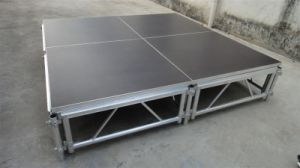 Alibaba Website Hot Sale Aluminum Movable Outdoor Concert Stage pictures & photos