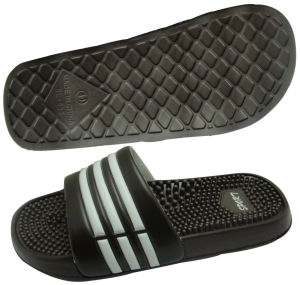 OEM Washable and Inexpensive Hotel Mens Slipper pictures & photos