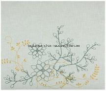 High Quality Embroidery Linen Fabric Scrapbook Album